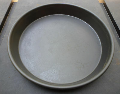 """10"""" Commercial Deep Dish Pizza Pan cake pie tray serving baking oven lloyd nest"""