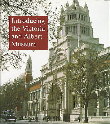 Introducing the Victoria and Albert Museum, guide book
