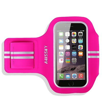 Haissky Extra Soft & Durable Workout Phone Holder