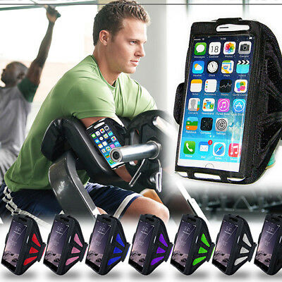 Breathable Nylon Mesh Armband Outdoor Sports Arms Package Phone Sets