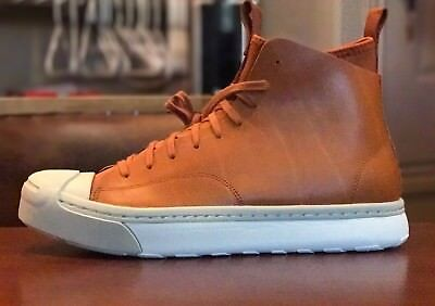 c2dad2fd00ea CONVERSE JACK PURCELL S SERIES SNEAKER BOOT HI COUNTER CLIMATE Size 9  140