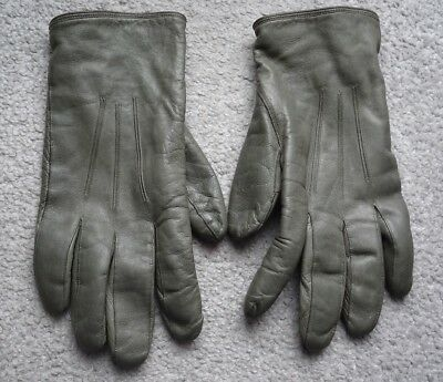 6a228a5fe0d84 WW2 GERMAN ARMY WEHRMACHT Officer ELITE Leather Gloves PRYM RARE ...