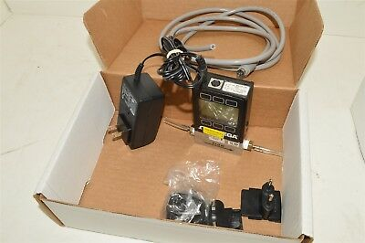 Omega Engineering FMA-1606A 0-5 SLM mass flow meter with display
