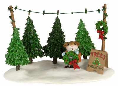 Wee Forest Folk M-422a Pick-a-Tree Lot - Limited