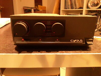 Mission Cyrus One Amplifier Second series
