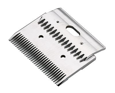 3 x Medium 3mm Horse Clipper Blades. Fit Heiniger