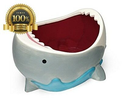 New Shark Attack Bowl Party Best Gift Christmas Top Quality