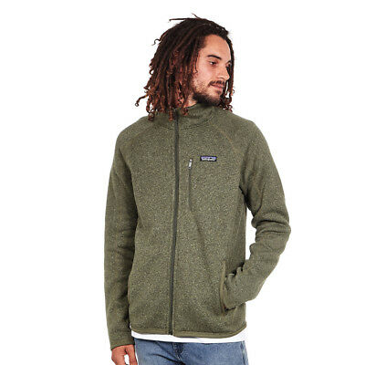Patagonia - Better Sweater Fleece Jacket Industrial Green Sweatjacke
