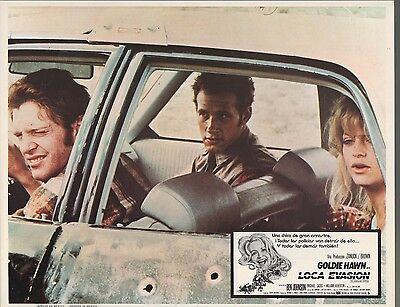 The Sugarland Express 1974 11x14 Lobby Card #nn (printed in Mexico)