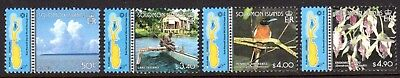 2000 SOLOMON ISLANDS EAST RENNELL ISLAND WORLD HERITAGE SG969-972 mint unhinged