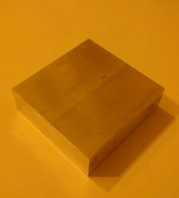 "1 pc 1""X 3"" X 3"" 6061 aluminum new stock cnc machining tool solid block"