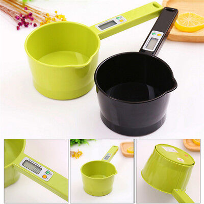 500g/0.1g Digital Kitchen Lab Gram Electronic Spoon Weight Scale Measure LCD