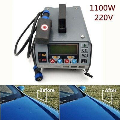 1100W Induction Car Paintless Dent Repair PDR Heater Machine Dent Removing Tool