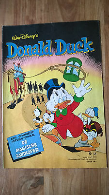 Strip: Walt Disney- Donald Duck- Nr 36