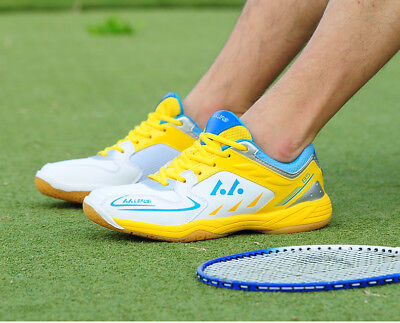 Men's Tennis Sneakers  Athletic Shoes Badminton Racquetball Training shoes