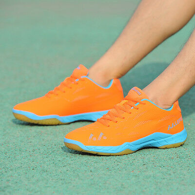 Men's Tennis Sneakers Indoor Athletic Shoes Badminton Racquetball shoes
