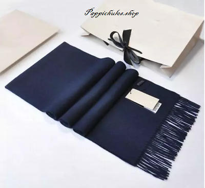 Top 100% Cashmere Winter Scarf Man And Women Brand Big Size