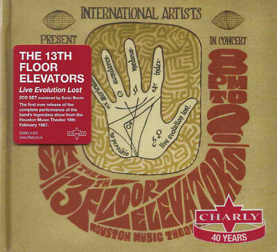 The 13th floor elevators lp the psychedelic sound of for 13th floor elevators sign of the 3 eyed men