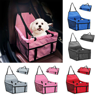 Dog Hammock Car Seat Bag Folding Pet Waterproof Mat Cover Travel Storage Bed