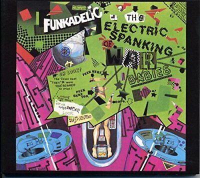 Funkadelic - The Electric Spanking of War Babies (2014)  CD  NEW  SPEEDYPOST