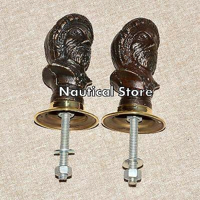 Beautiful Great Door Knob Handle Pull Architectural Antique Old Vintage #