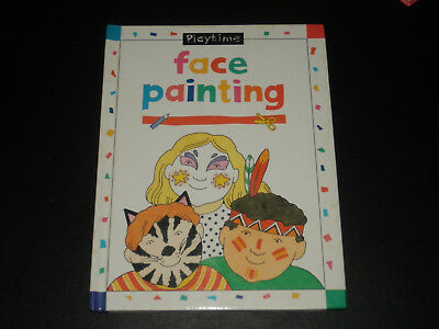 Make And Play Activity Book - Face Painting