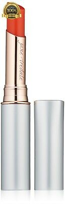 New jane iredale Just Kissed Lip Gloss and Cheek Stain Forever Red Long Lasting