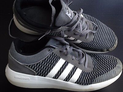 Adidas Mens Uk 12 Eu47.5  Trainers Gym Casual Running Shoes Sneakers