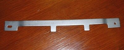 Cessna Seat Stop Plate, Part Number 0513560-11