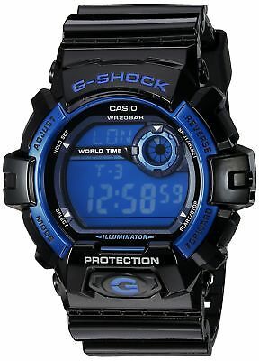 Casio Men's G8900A-1CR G-Shock Black and Digital Sport Watch