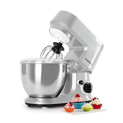 Kitchen Machine Stand Mixer Food Processor 4L Stainless Steel Dough Silver 800W
