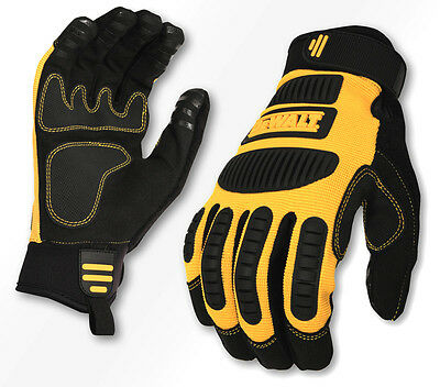 DeWalt DPG780 Performance Mechanics Work Gloves LARGE mechanix
