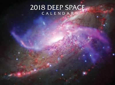 2018 Deep Space Calendar Silver Creek Press