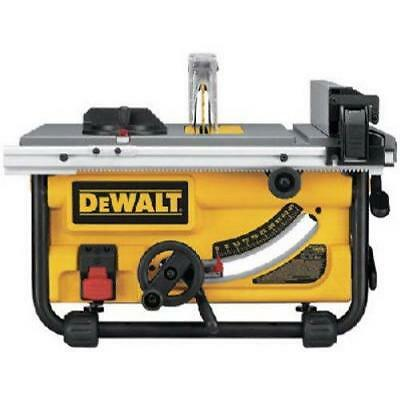DEWALT DWE7480 10-Inch Compact Job Site Table Saw with Site-Pro Modular...