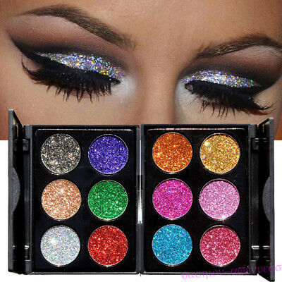 Multicolors Women Shimmer Matte Eye Shadow Powder Palette Makeup Cosmetic Kits