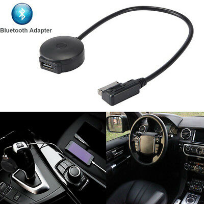 AMI MMI MDI Car Wireless Bluetooth Music Interface Adapter Cable USB For Audi HR