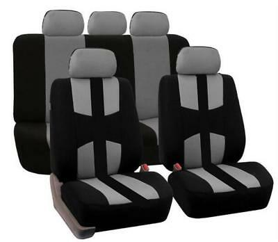 Universal Auto Seat Cover Car 5 Seats Full Set Seat Cover For Crossovers Sedans