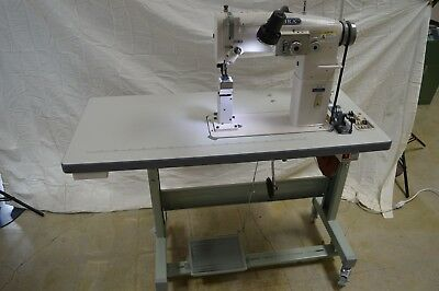 Industrial Post ZigZag Sewing Machine