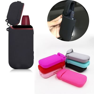 Shield Replacement Silicone Case Sleeve Wrap Protective Skin Cover for IQOS HQ