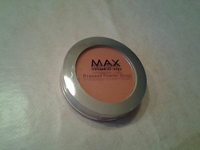 MAX make up pressed powder blush
