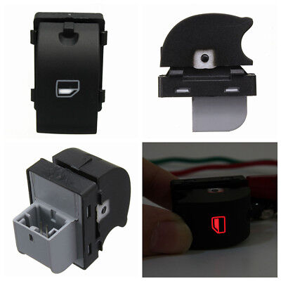 Front Right Electric Power Window Switch Control For Audi A4 B6 03-05 SS