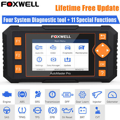 Launch CR419 Auto OBDII Scanner Code Reader Fault Engine Light Diagnostic Tool