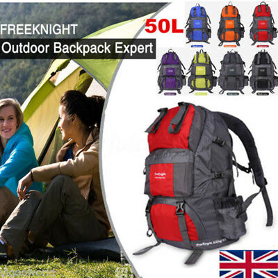 10L/35L/40L/45L/50L/60L Waterproof Outdoor Luggage Backpack Camping Rucksack Bag