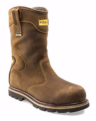 Buckler B701SMWP Waterproof Rigger Boot (Various Sizes)