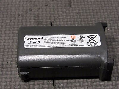 Genuine Symbol MC9000 Series Replacement Lithium-Ion Battery Pack 82-111734-01