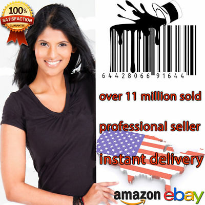 5000 UPC Numbers Barcodes Bar Code GS1-issue Amazon Lifetime Guarantee!!!