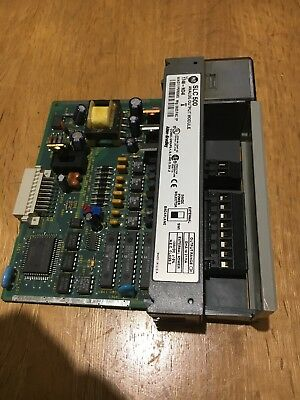 1746-NO4I SLC500 Analog Output Module