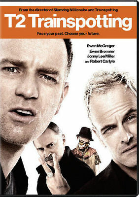 T2: Trainspotting (DVD, 2017, Widescreen) Usually ships within 12 hours!!!