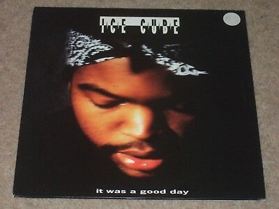Ice Cube – It Was A Good Day    1992    OLD SKOOL HIP HOP    NEAR MINT!!