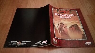 Priester Band Ad&d Tsr  Advanced Dungeons & Dragons Ad&d Fast Neuwertig